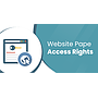 Website Pape Access Rights